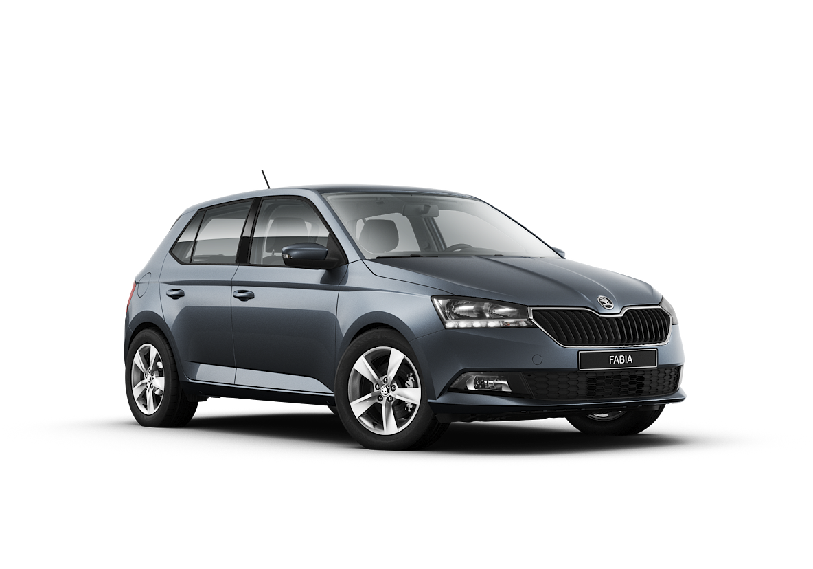 Fabia Cool Plus Quarzgrau
