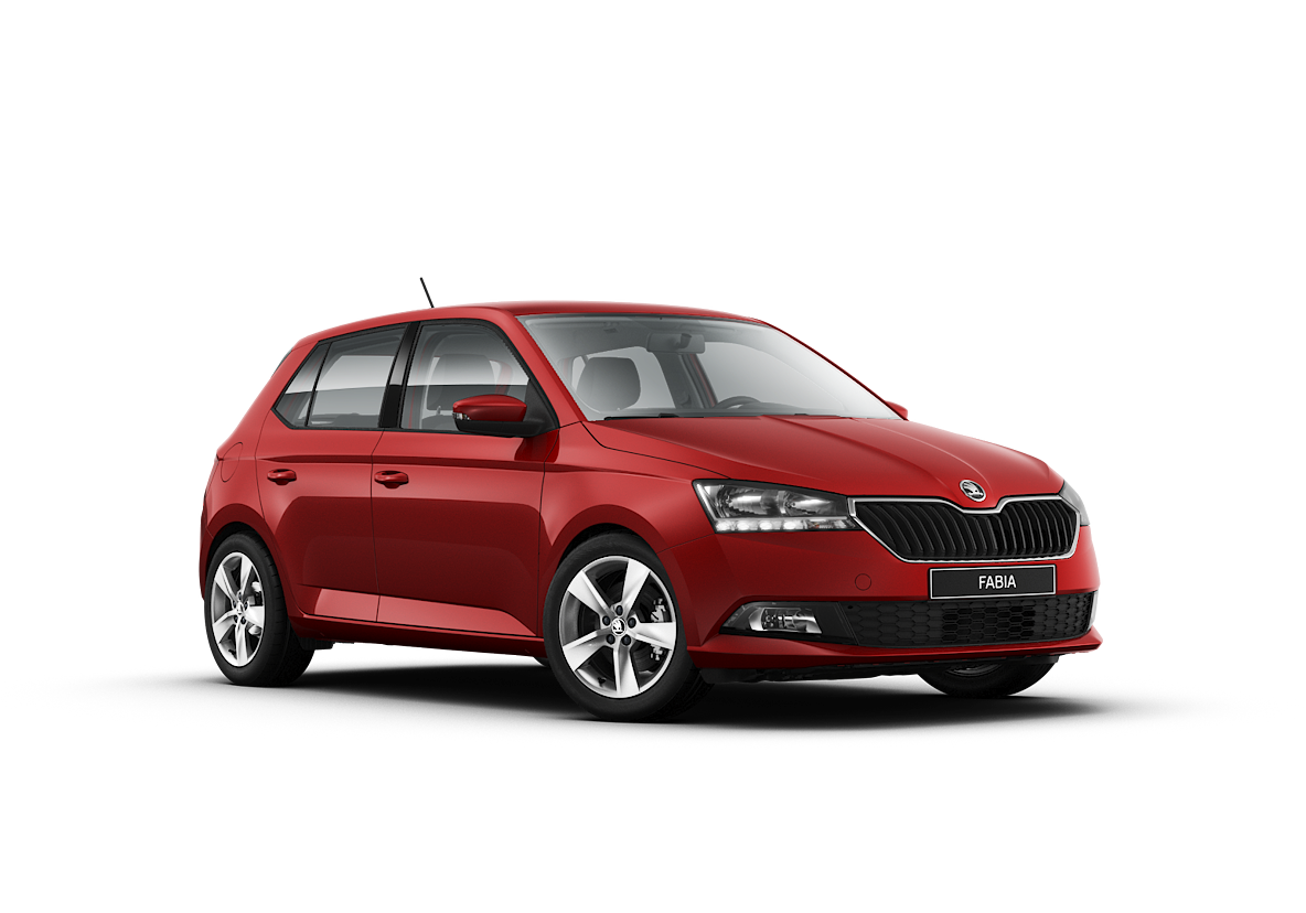 Fabia Cool Plus corridarot